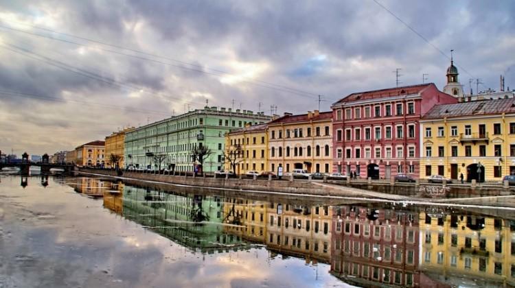1.naberezhnaya reki Fontanki
