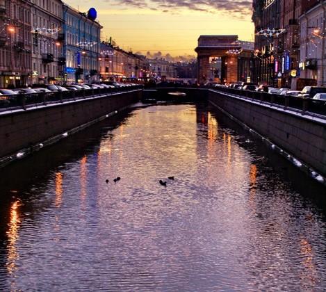 2.Canale Griboedova