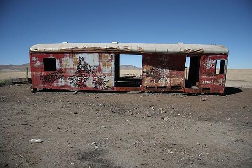 Salar de Uyuni, il deserto di sale (Bolivia)
