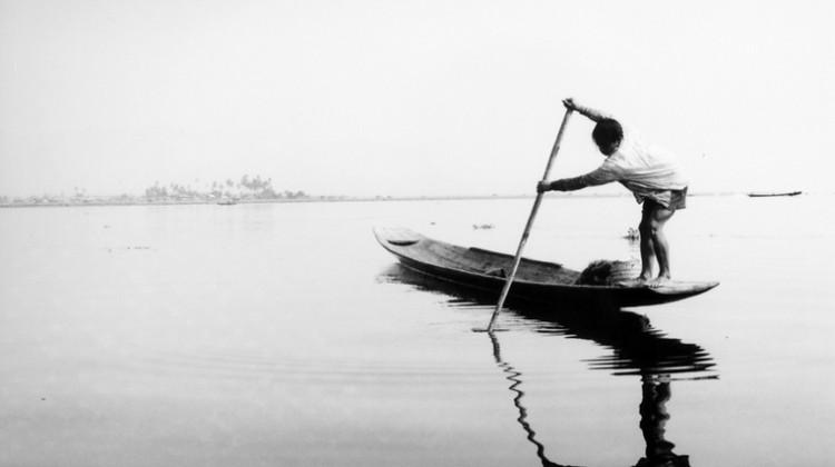 "Fabio Moscatelli | ""Boatman"" Lago Inle (Birmania 2010)"