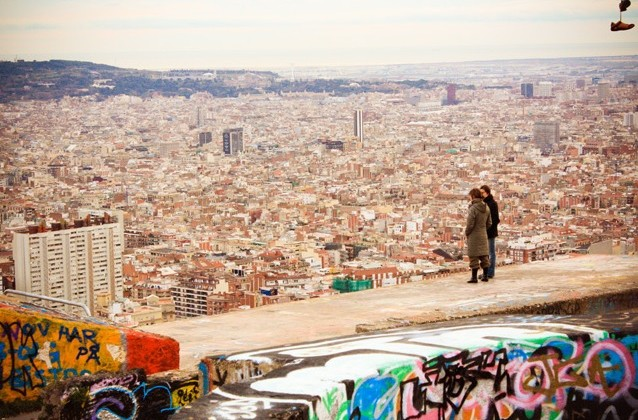 "Marco Lafiandra ""Roof of Barcellona"" (Spagna 2008)"
