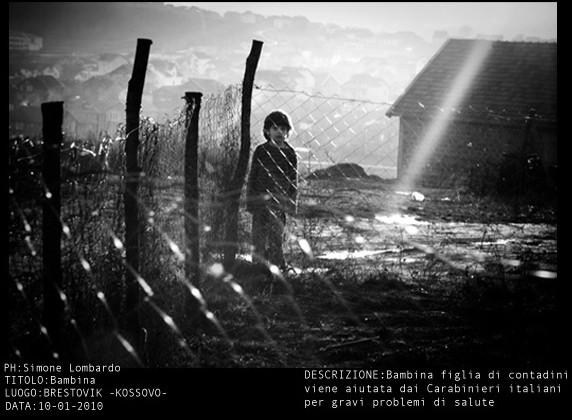 "Simone Lombardo | ""bambina"" Brestovik (Kossovo 2010)"