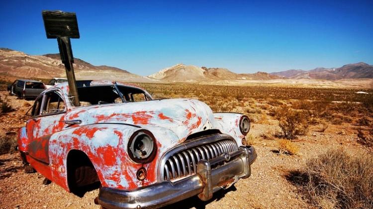 Valerio Vittozzi | Death Valley (California 2010)