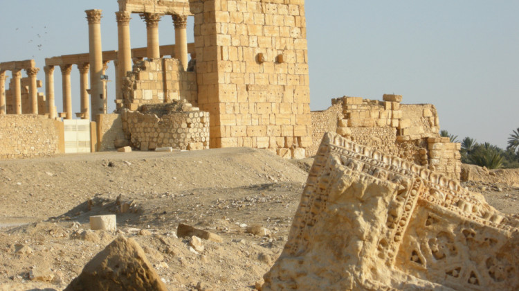 2011,Siria. © Alexandra Rosati