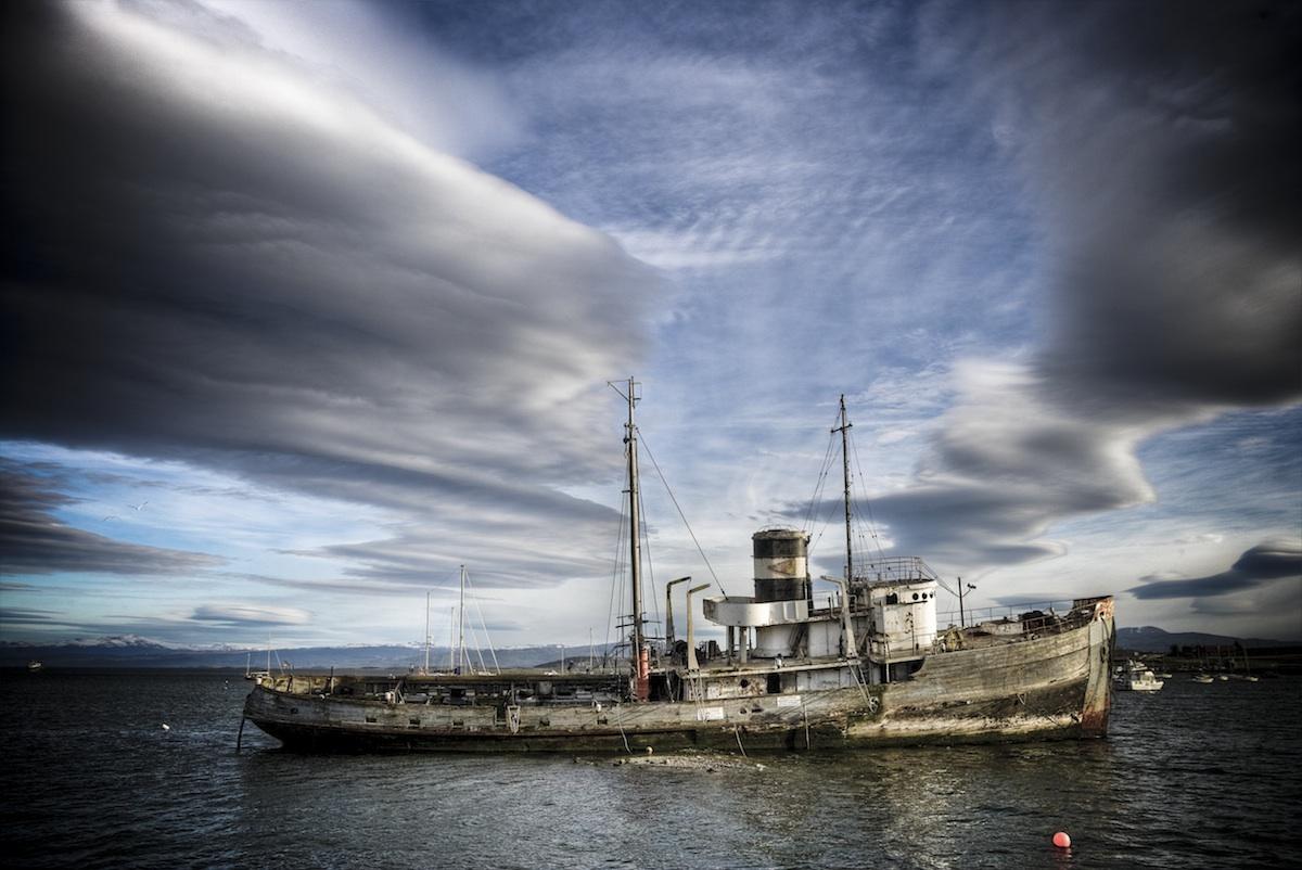 Ship wreck - paolo_messina