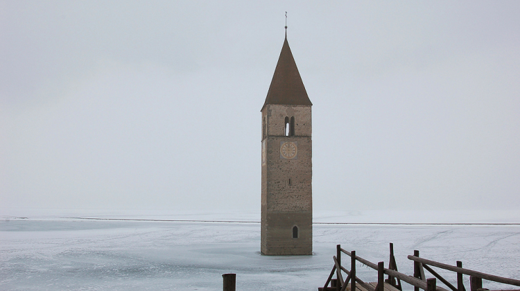 Lago di Resia - the trip
