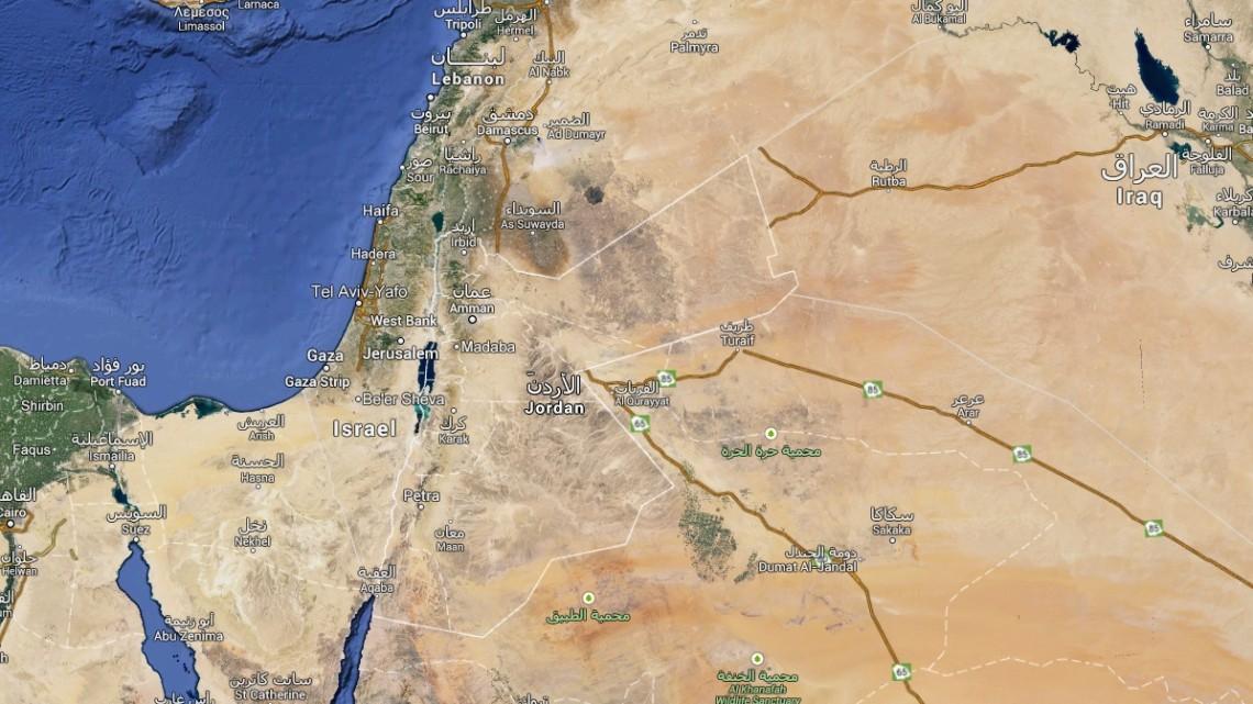 giordania_mappa_thetrip