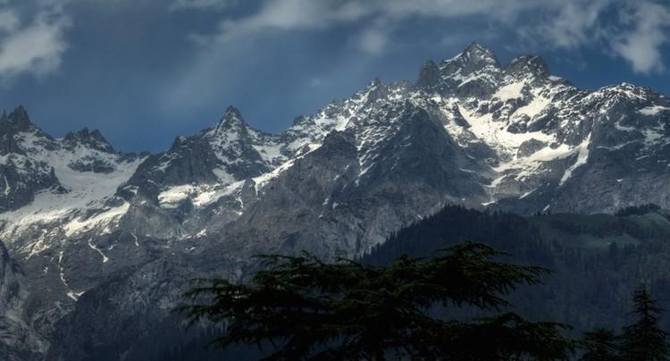 Rohit Chawla, l'Himalaya vista da Kasol