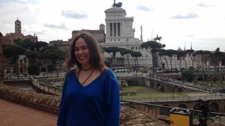 Cristina De Middel | backstage T.R.I.P. Mercati di Traiano - Fori Imperiali