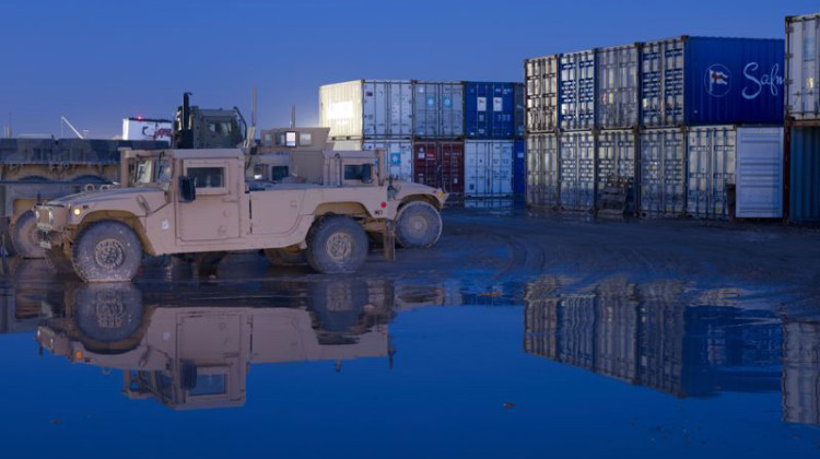 Simon Nnorfolk Institute | burkenorfolk-photographs | from the war in Afghanistan