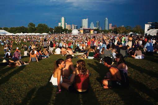 Austin, Austin Psych Fest