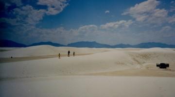 deserto Messico on the road