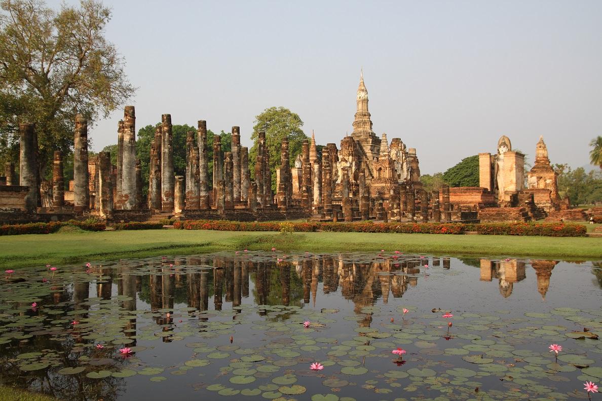 foto di Mike Gadd | Sukhothai