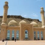 Baku Azrbagian la moschea