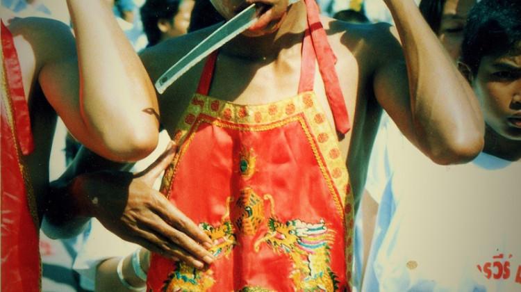 foto di Riccardo Melito | il festival vegetariano di Phuket