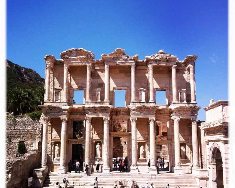 biblioteca di Celso, Efeso