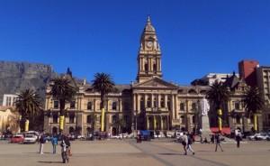 Cape Town City Hall, l'imponente palazzo sulla Grand Parade