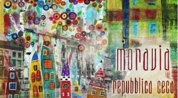 illustrazione di Sara Rambaldi | Repubblica Ceca (Moravia) cover ok