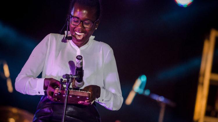 La poetessa cantante Kaloune