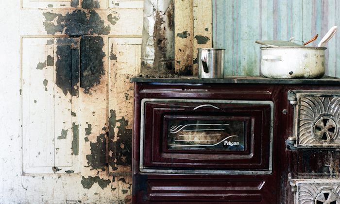 Kitchen interior from Ruse (Bulgaria)