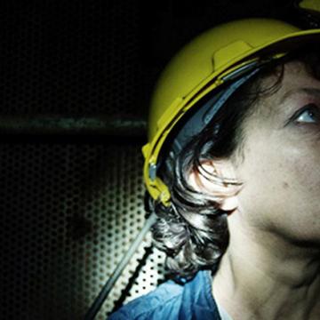 Patrizia, l'ultima minatrice
