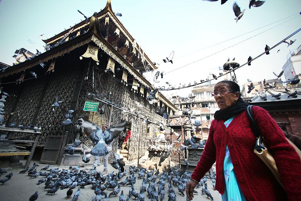 BRING BACK THOSE COLOURS 2015 Nepal