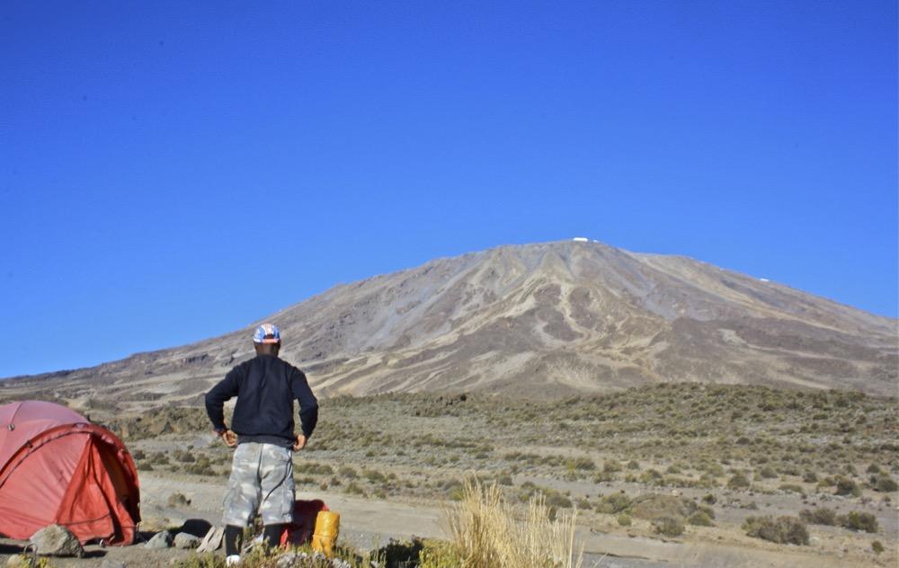 Scalare il kilimangiaro