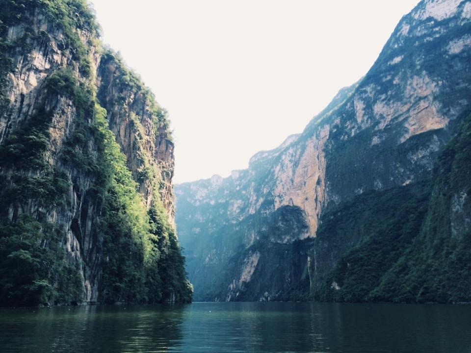 Canyon del Sumidero- Mexico
