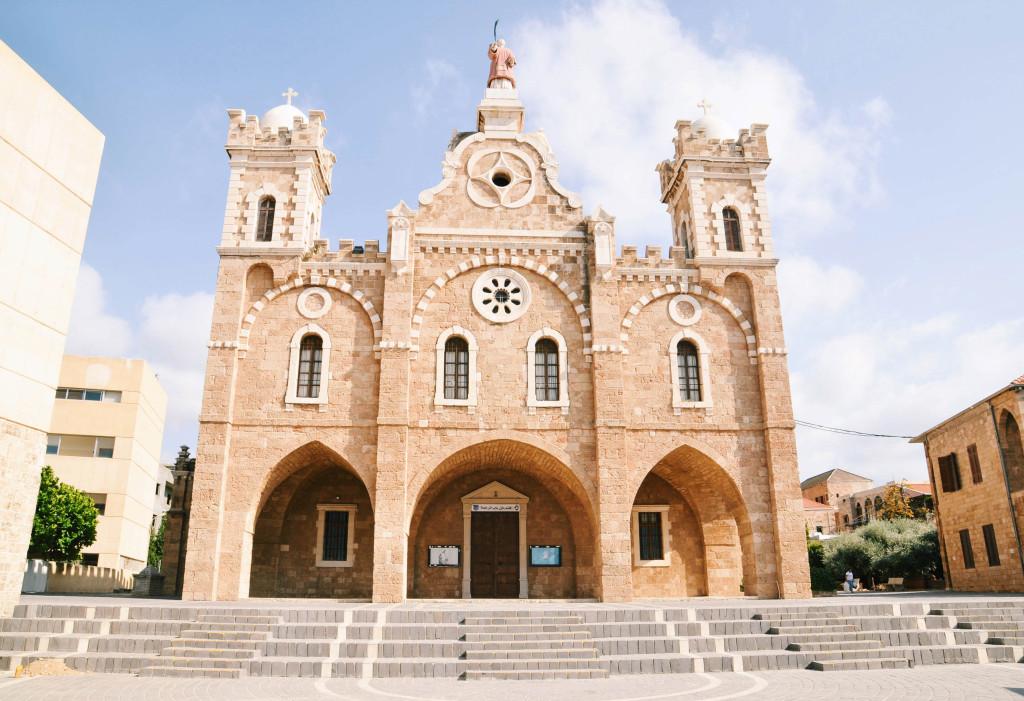Chiesa di Santo Stefano Batroun