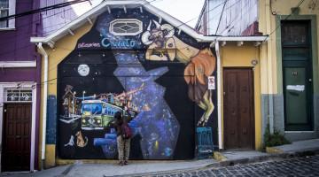 I graffiti di Valpo