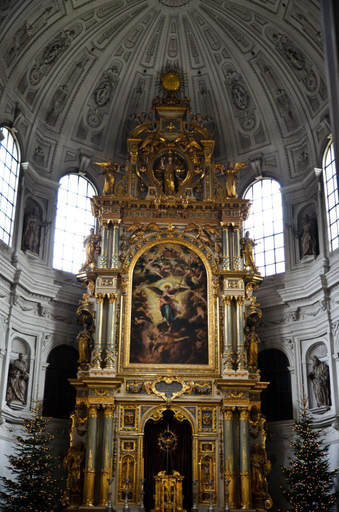 Le chiese di Monaco