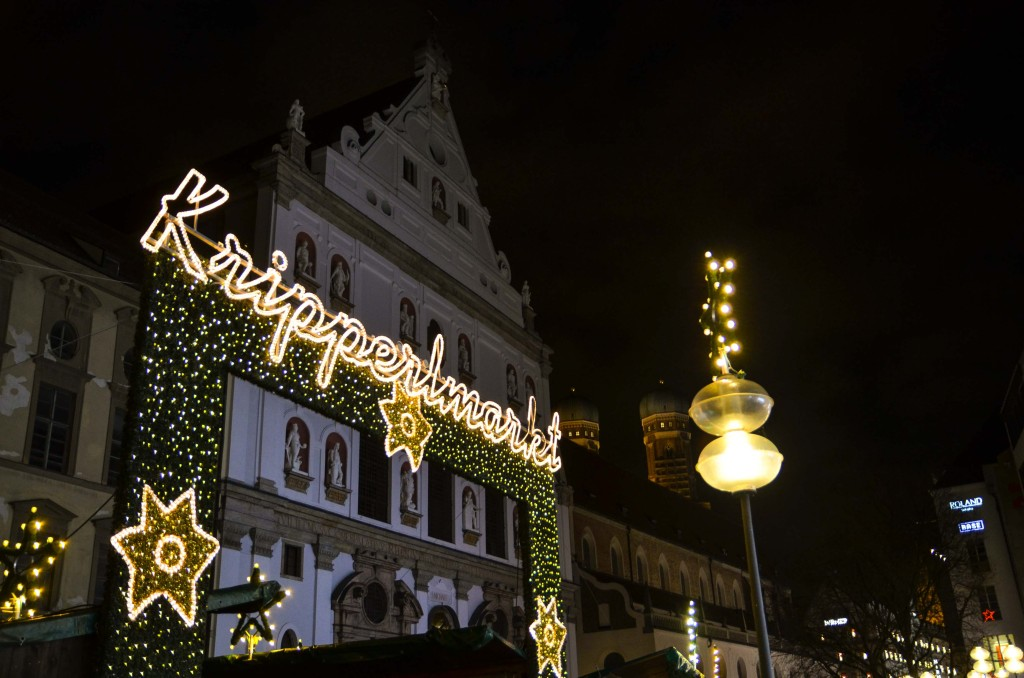 I mercatini di Natale a Monaco