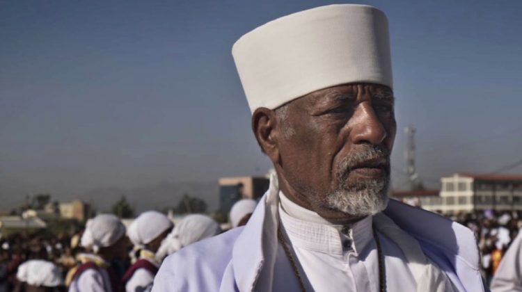 Sacerdote. Jan Meda- Addis Ababa, Ethiopia 2017.