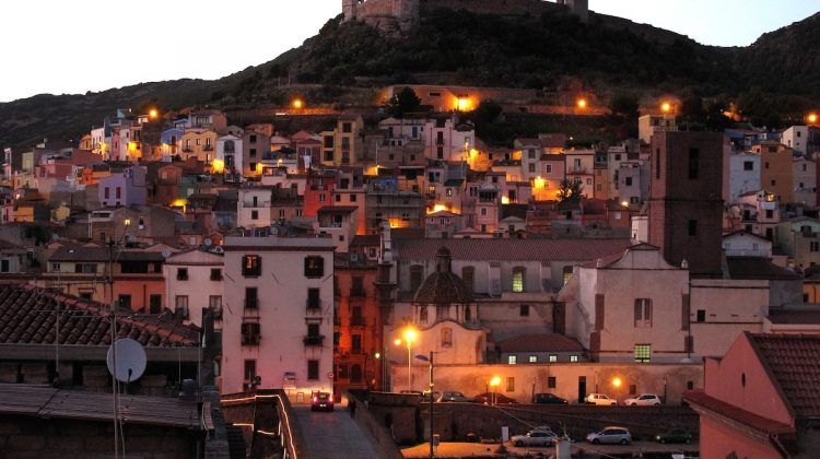 Zona di Bosa Sardegna