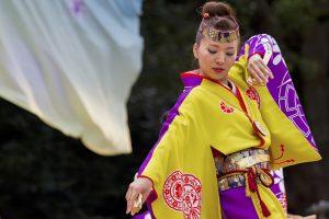 ballerina giapponese