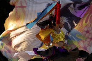 ballo tradizionale giapponese