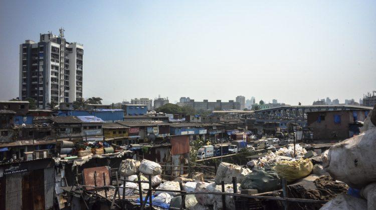 Dharavi skyline