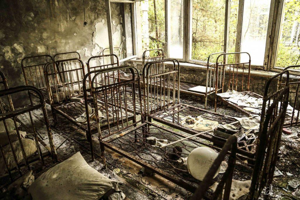 asilo abbandonato