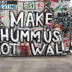make hummus not wall