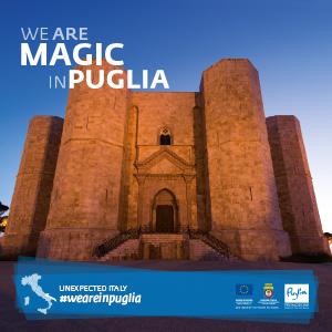 We are in Puglia promozione Puglia